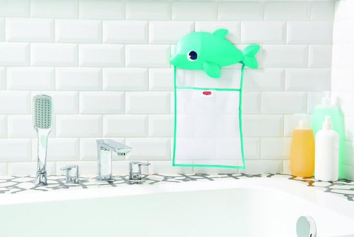 Органайзер для ванной Дельфин Tiny Love