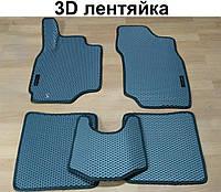 Водо - і брудозахисні килимки на Mitsubishi Lancer 9 '04-09 з екологічно чистого матеріалу EVA