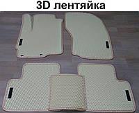 Водо - і брудозахисні килимки на Mitsubishi Outlander '12 - з екологічно чистого матеріалу EVA