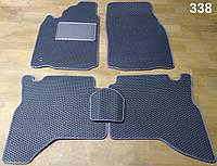 Водо - і брудозахисні килимки на Mitsubishi Pajero Sport '98-08 з екологічно чистого матеріалу EVA