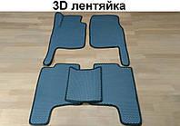Водо - і брудозахисні килимки на Mitsubishi Pajero Wagon 2 '91-99 з екологічно чистого матеріалу EVA