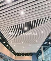 Акустические фрагменты Optima Baffles, прямоугольник 1200х400х40 мм