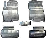 Полиуретановые коврики для Mitsubishi Lancer X 2007-2016 (AVTO-GUMM)