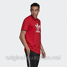 Мужская футболка Adidas Trefoil M FM3791 2020, фото 2