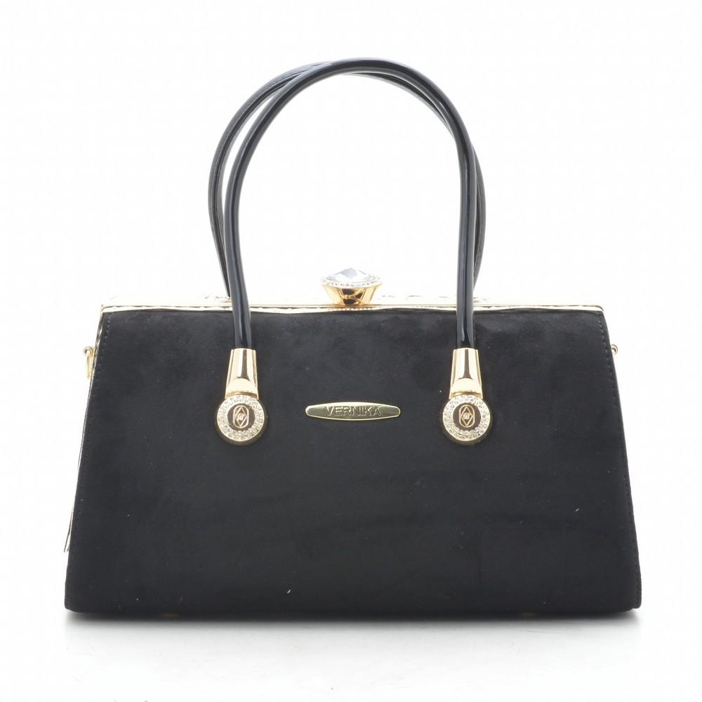 Женская сумка K-91751 black