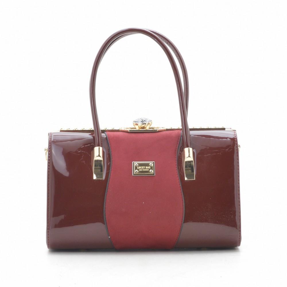 Жіноча сумка K-91808 red