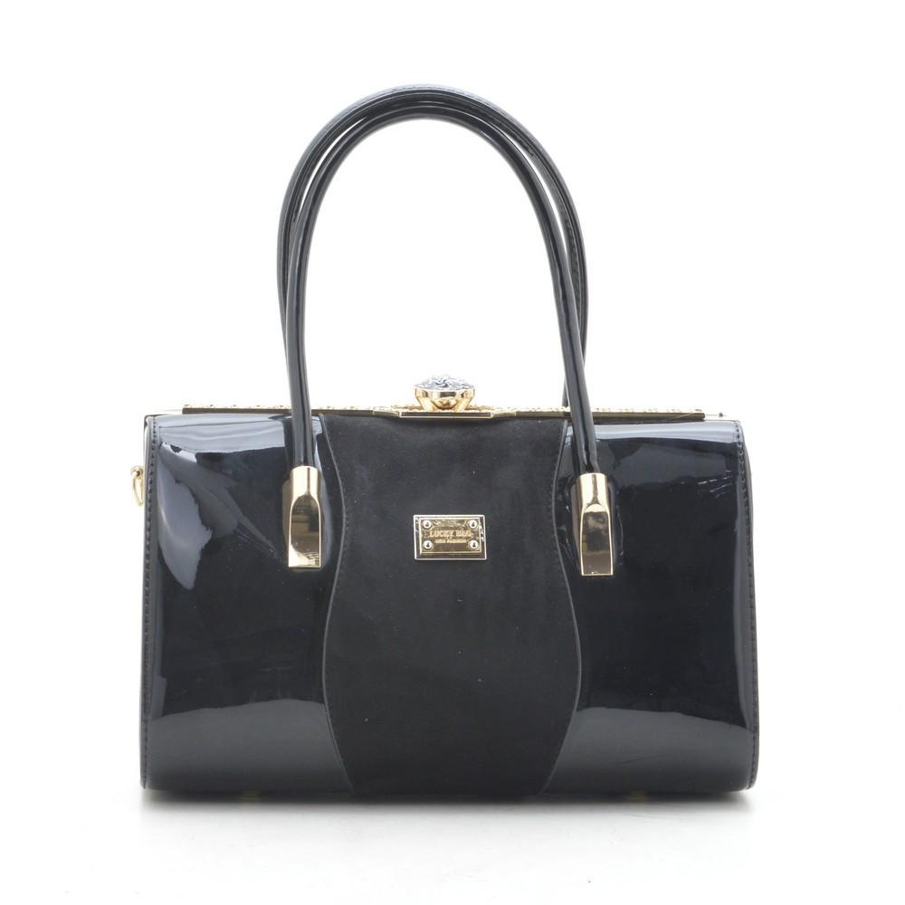 Женская сумка K-91808 black