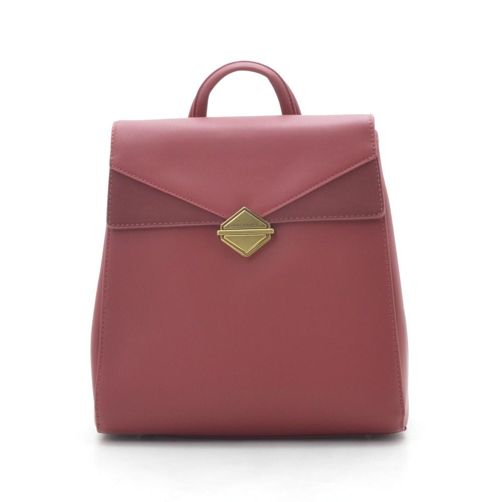 Рюкзак жіночий David Jones 6143-2T d. red