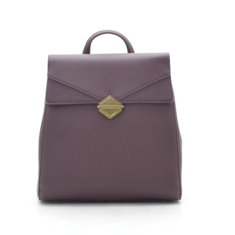 Рюкзак жіночий David Jones 6143-2T d. purple