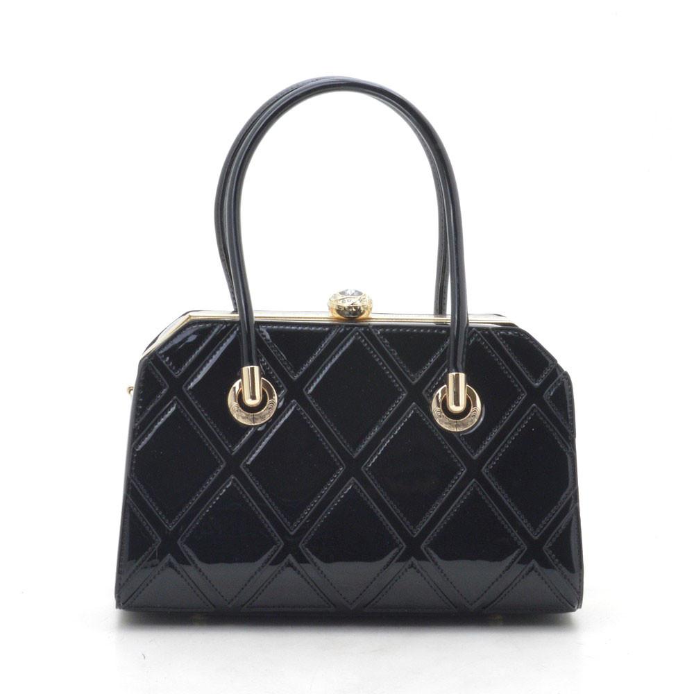 Женская сумка K-91798 black