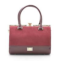 Жіноча сумка K-601 red, фото 1