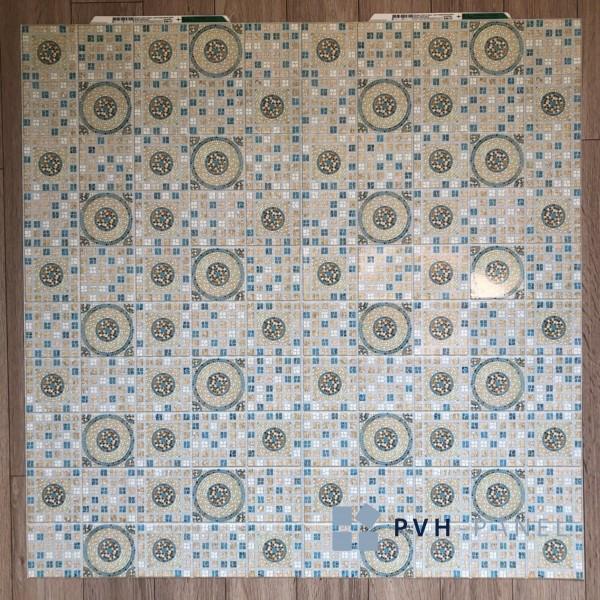 Пластиковая Декоративная Панель ПВХ Регул Фиеста Барса 954*478 мм