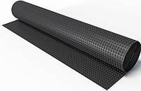 Cukurova drain  - Шиповидная мембрана 500 gr/m2,  высота шипа 8 мм, рулон 40 м. кв. (2м х 20м)
