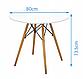 Кухонный стол и 4 кресла, фото 5
