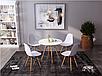 Кухонный стол и 4 кресла, фото 2