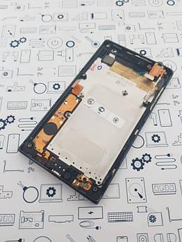 Уценка Дисплей LG L5 E615 модуль белый Сервисный оригинал с разборки
