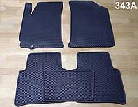 Водо - і брудозахисні килимки на Nissan Altima '07-12 з екологічно чистого матеріалу EVA