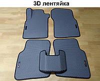 Водо - і брудозахисні килимки на Nissan Maxima A32 '94-99 з екологічно чистого матеріалу EVA