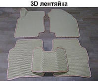 Водо - і брудозахисні килимки на Nissan Maxima V A33 00-04 з екологічно чистого матеріалу EVA