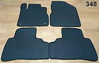 Водо - і брудозахисні килимки на Nissan Murano '08-14 з екологічно чистого матеріалу EVA