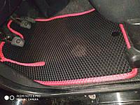 Водо - і брудозахисні килимки на Nissan Note '06-13 з екологічно чистого матеріалу EVA
