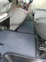 Водо - і брудозахисні килимки на Nissan Primastar '02 - з екологічно чистого матеріалу EVA