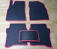 Водо - і брудозахисні килимки на Nissan Primera '02-08 з екологічно чистого матеріалу EVA