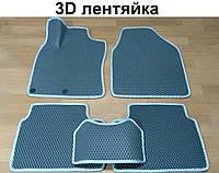 Водо - і брудозахисні килимки на Nissan Qashqai (J10) '07-10 з екологічно чистого матеріалу EVA