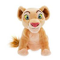 """Мягкая игрушка львенка Лев Нала """"Король Лев"""" Disney Дисней Nala Mini Bean Bag Plush - The Lion 1235047441943P"""