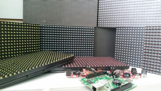 Бегущие строки, led модули, комплектующие для изготовления Led экранов