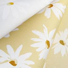 Рулонні штори Camilla. Тканинні ролети Ромашки