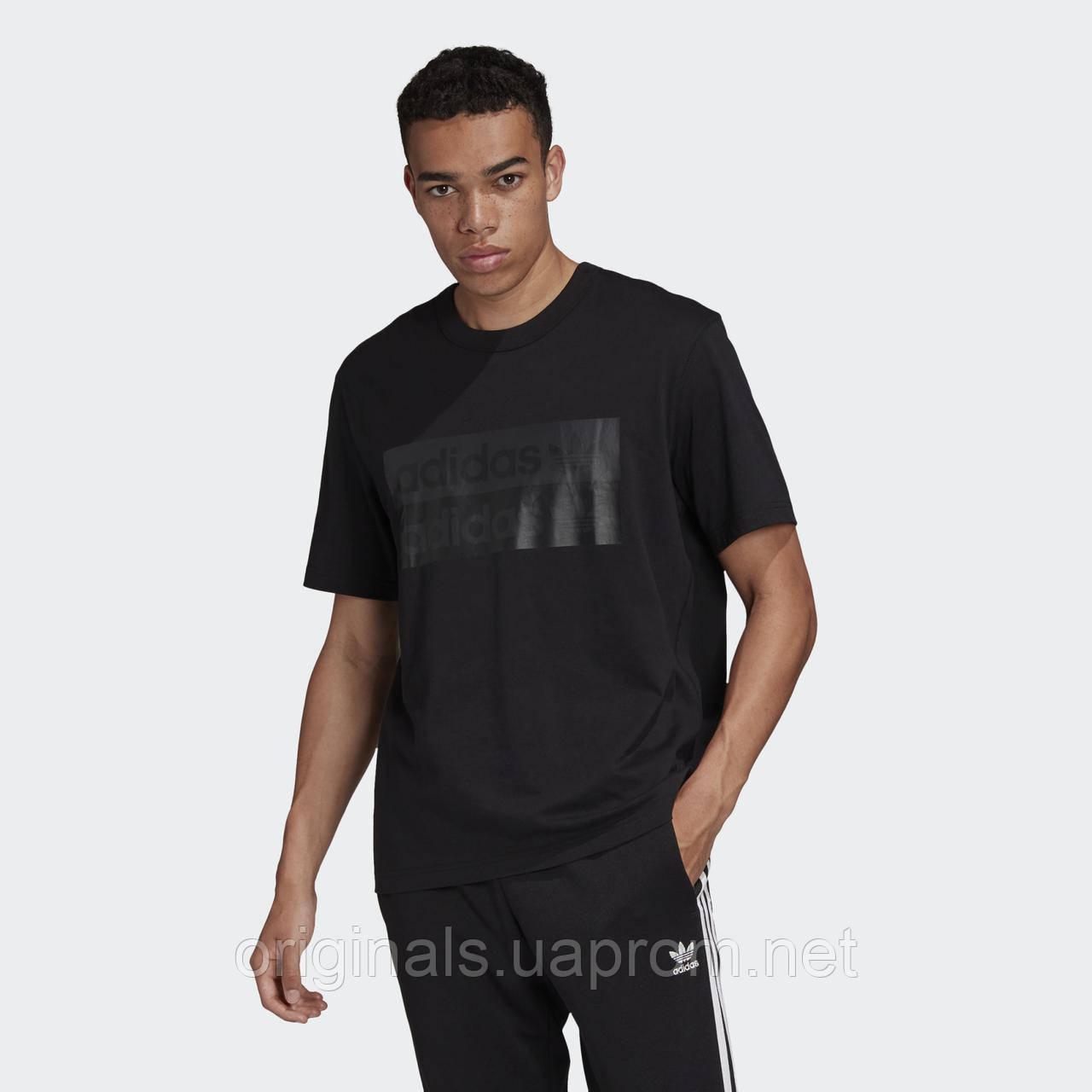 Мужская футболка adidas R.Y.V. Graphic Tee FM2291 2020
