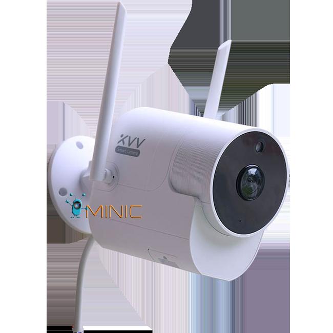 Внешняя видеокамера Xiaovv XVV-1120S-B1 (Xiaomi Mijia) Outdoor Panoramic Camera