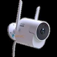 Внешняя видеокамера Xiaovv XVV-1120S-B1 (Xiaomi Mijia) Outdoor Panoramic Camera, фото 1