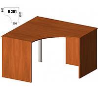 Кутовий письмовий стіл (1200х1200) Бюджет Б-201