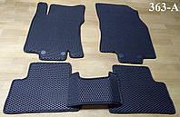 Водо - і брудозахисні килимки на Nissan Rogue Sport '17 - з екологічно чистого матеріалу EVA