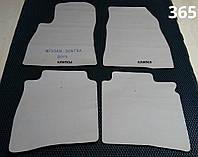 Водо - і брудозахисні килимки на Nissan Sentra '14 - з екологічно чистого матеріалу EVA