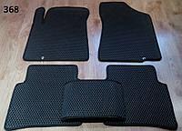 Водо - і брудозахисні килимки на Nissan Teana '08-14 з екологічно чистого матеріалу EVA
