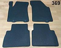 Водо - і брудозахисні килимки на Nissan Teana '14 - з екологічно чистого матеріалу EVA