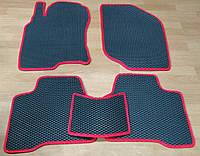 Водо - і брудозахисні килимки на Nissan X-Trail (T30) '01-07 з екологічно чистого матеріалу EVA