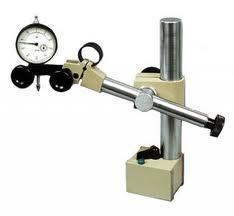 """Штатив магнитный универсальный 176/150 мм, усилие отрыва 80 кг """"GRIFF"""""""