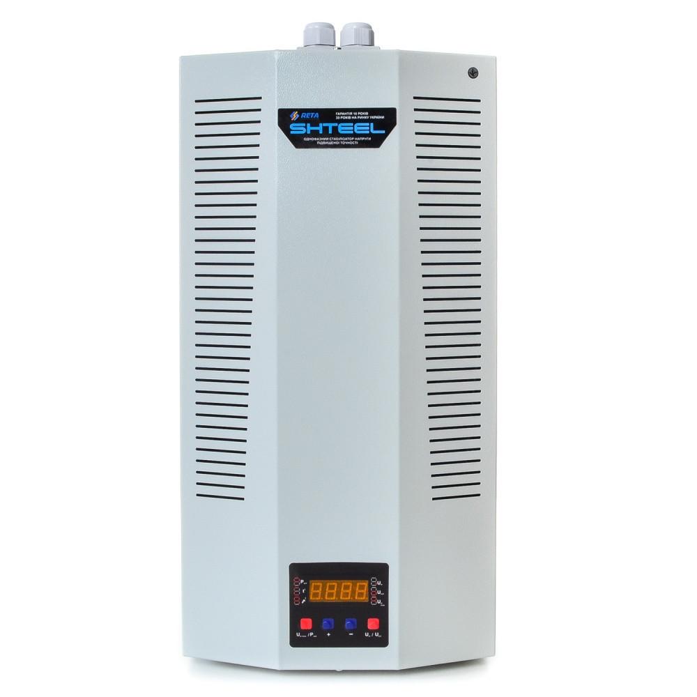 Однофазный стабилизатор напряжения НОНС SHTEEL 5500(5,5 кВт)