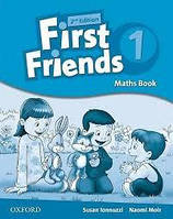Рабочая тетрадь First Friends 2nd Edition 1 Activity Book