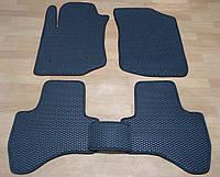 Водо- и грязезащитные коврики на Peugeot 108 '14- из экологически чистого материала EVA