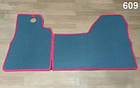 Водо- и грязезащитные коврики на Renault Master '97-10 из экологически чистого материала EVA