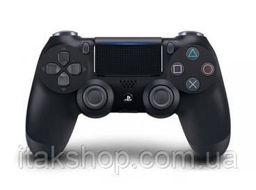 Джойстик плейстейшен DualShock 4 PS4 Wireless Controller геймпад Black