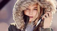 Зимняя женская верхняя одежда ...