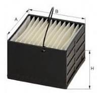 Элемент ф-ра топливного сепаратора DE 3400 M FILTER