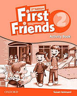 Рабочая тетрадь First Friends 2nd Edition 2 Activity Book