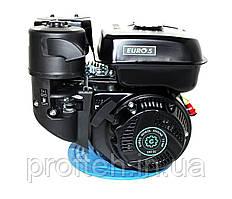 Двигатель бензиновый Grünwelt GW230-T/20 New (7,5 л.с., шлицы Ø20мм,